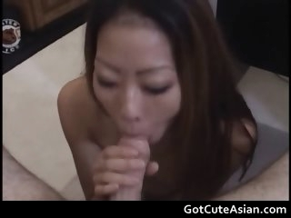 Ayako Delivers Hot Blowjob..