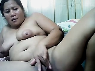 Busty Asian Showing Her Big..