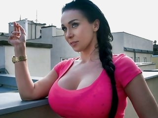 Busty European Milf gets..