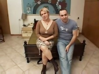 Crazy Amateur video with Big..
