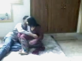 Hawt desi woman making love..