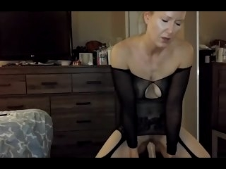 Hot homemade blonde wife..