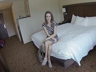 Teeny escort fucks for cash