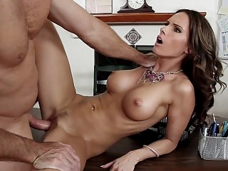 Jennifer Dark gets fucked at..
