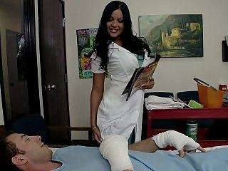 Nurse decides to take..