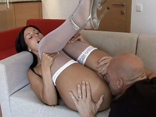 Desperate wife Simone Peach..