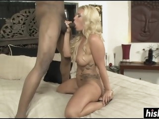 Isabella Rose gets a big..