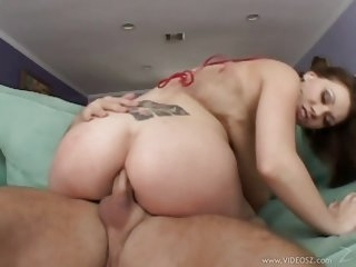Hot Samantha Love takes cock..