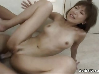 Jun Kasanagi biggest creamed..
