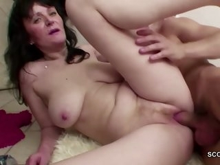 Young Boy Seduce MILF from..