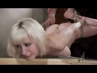Painful pussy whipping for..