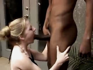 Hubby Watches Blonde Wife..