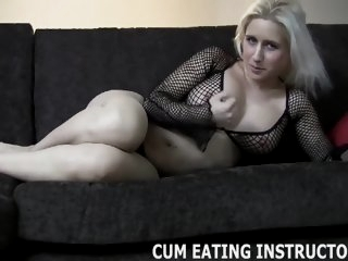 Blow a big hot load of cum..