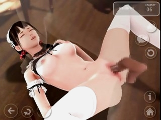 Super Naughty Maid 3D