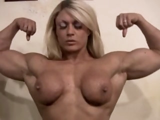Sweet strong hot woman...