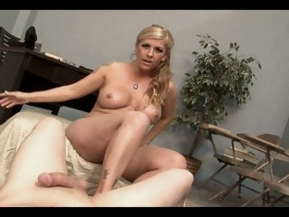 Ballbusting and Cock biting..