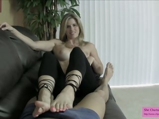 Cory Chase Sexy Teasing and..