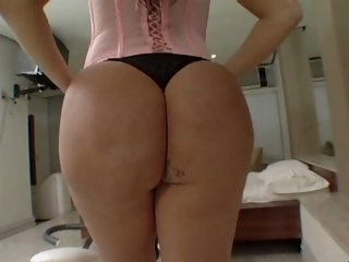 Big Booty Brazillian POV-..