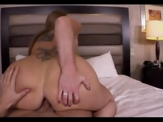 casting a natural milf with..