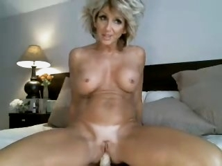 Hottest Milf Ever Toys Ass..