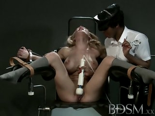 BDSM XXX Slave girl with..