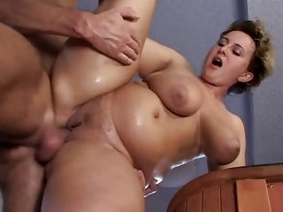 hot german bbw blonde molly