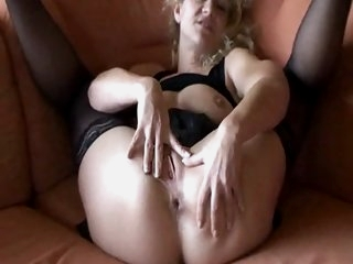 German Amateur Mature..