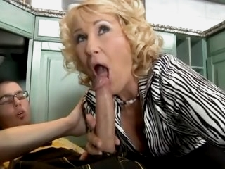 Grannies Loves Young Cocks