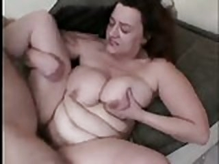 Nice Natural MILF Fucks Male..